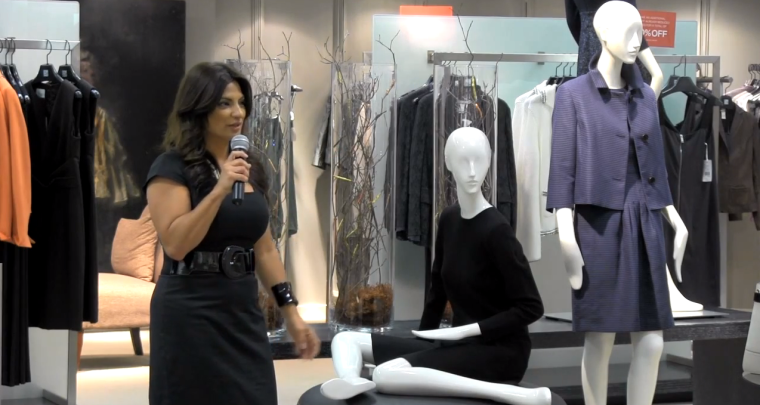 Saks Fifth Avenue Fashion Workshop with Gina LaMorte