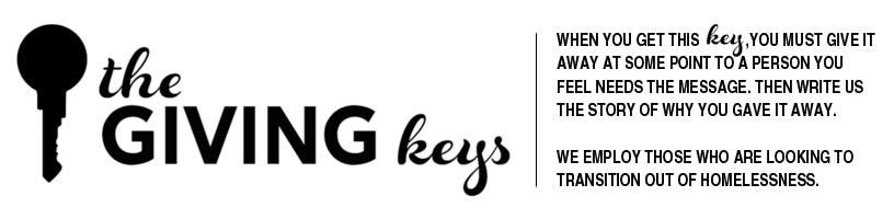 givingkeys