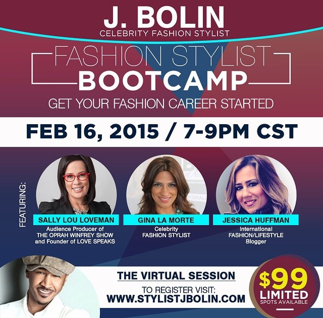 Fashion Stylist Bootcamp